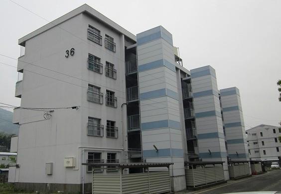 鴨島呉郷36~38 外観