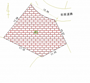 049号地 区画図