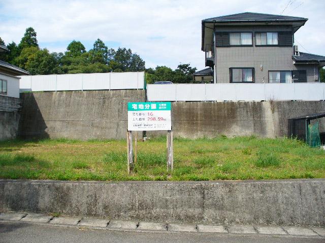 上浦団地16号地